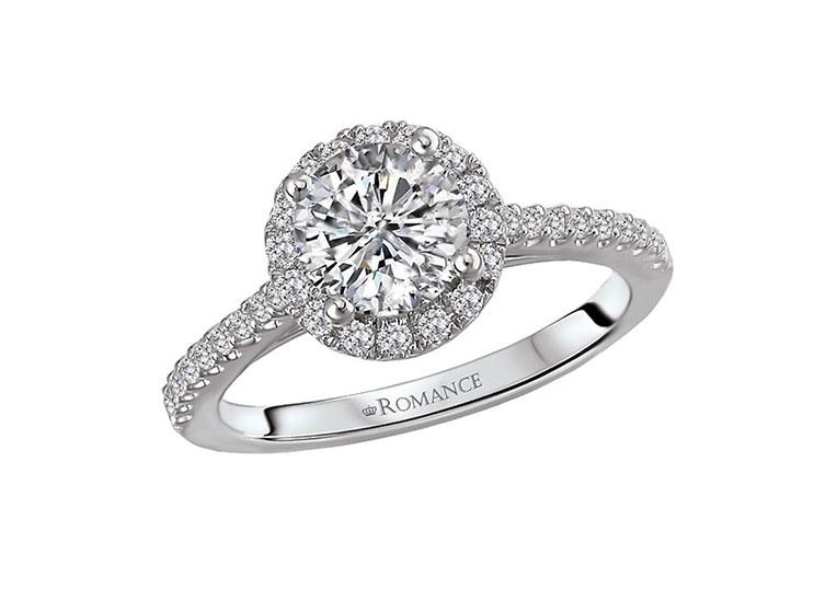 Kim Engagement Ring