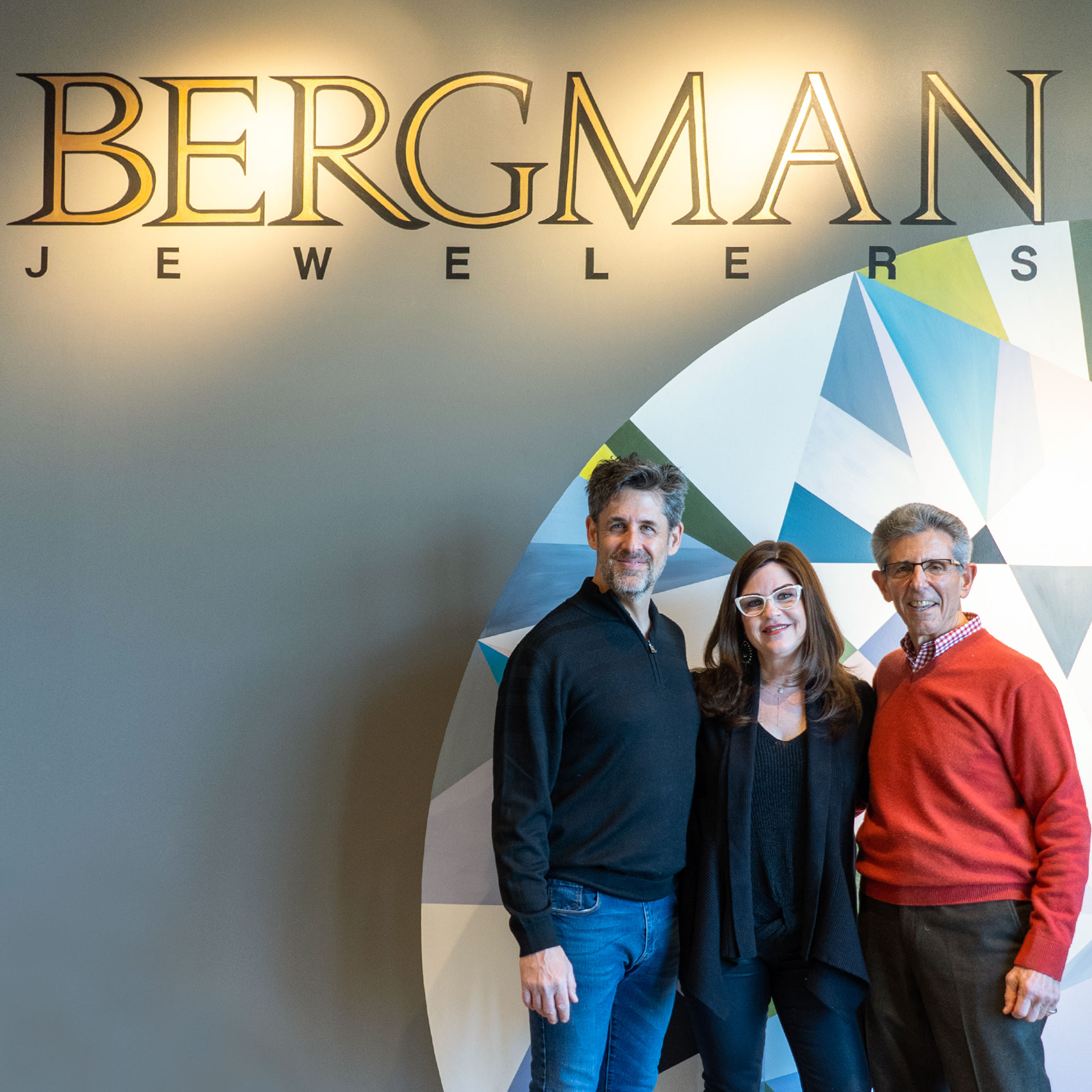 Bergman Staff